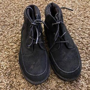 UGG Australia Orin Wool boots shoes boys kids 4